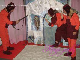 Театър (Куклено или театрално представление)