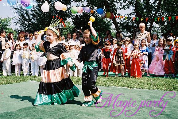 Празници в Училища и Детски градини