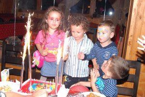 Рожден ден организиран от Magic Party