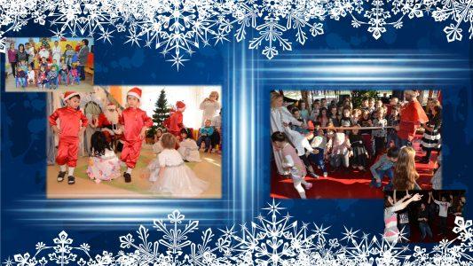 Детски Коледни тържества